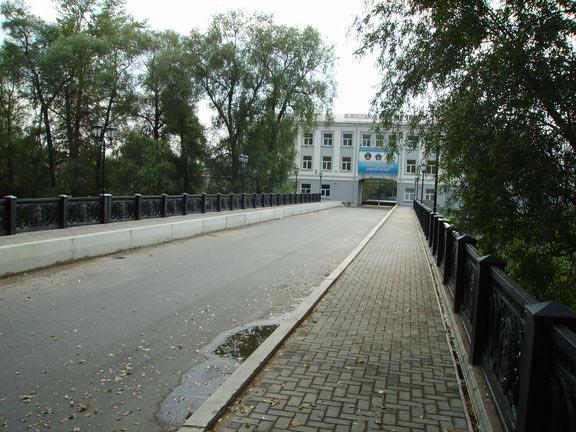 Долгий мост