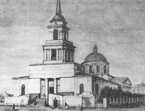 Благовещенский собор Воткинского завода Сарапульского   уезда. 1929 г.
